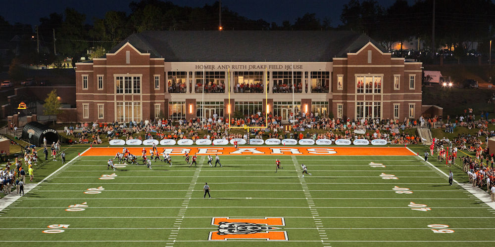 Mercer Field House & Stadium
